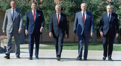 1991-five-presidents-photo