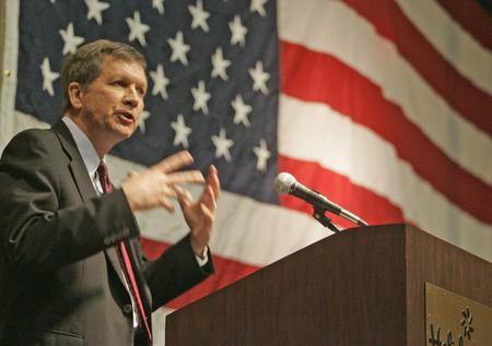 Governor Run Kasich