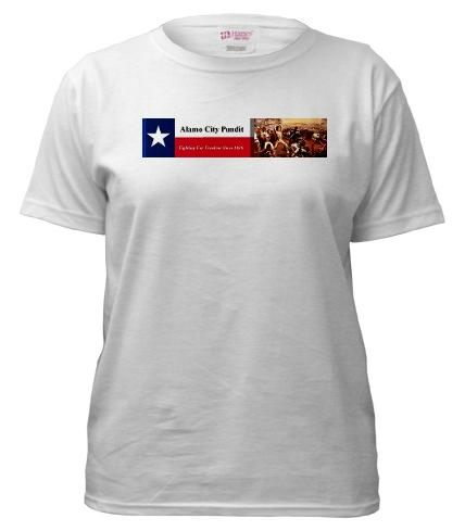 The Alamo City Pundit T-Shirt