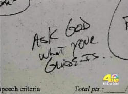 ask-god-what-your-grade-is