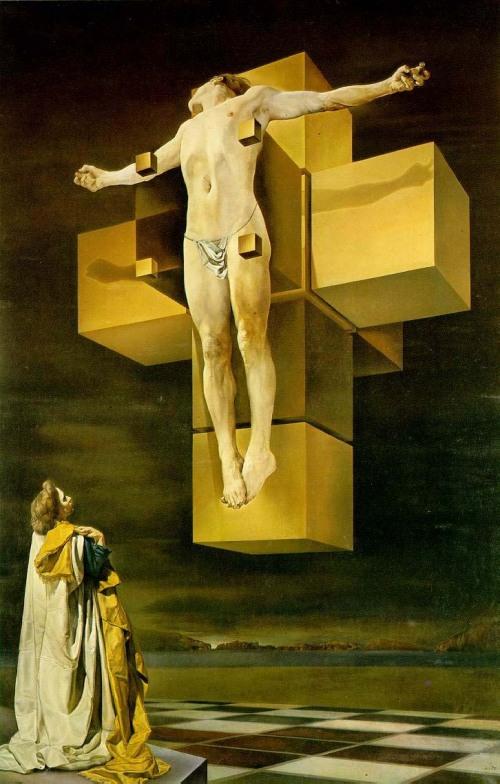crucifixion-dali