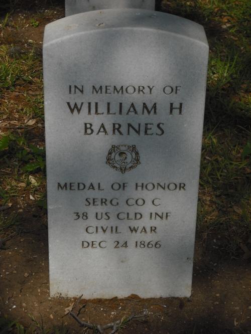 1866 Barnes