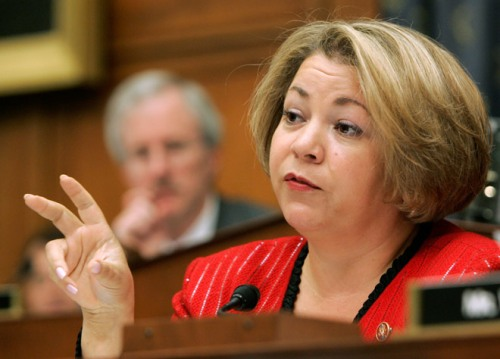 "Rep. Linda Sanchez responded Wednesday to Threat Level's ""tirade"" against her proposed legislation outlawing hostile electronic speech. Her answer: ""Congress has no interest in censoring."" Uh-huh- suuure."