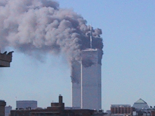 twin towers 9-11 wtc