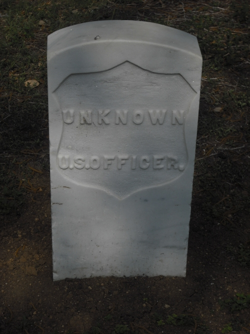 Unknown US Officer