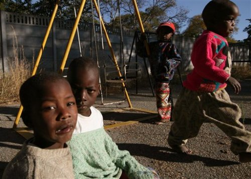 ZIMBABWE AID