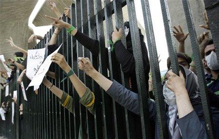 APTOPIX Mideast Iran Presidential Elections