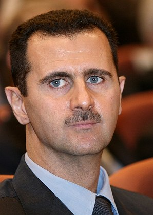 MIDEAST-SYRIA-ASSD