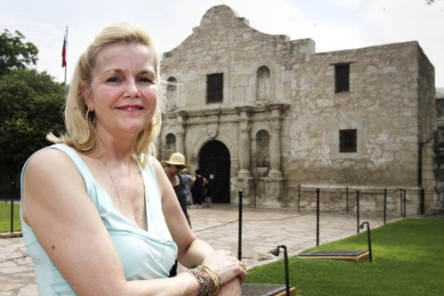 Erin Bowman Daughters of Texas Alamo