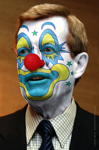 Max Baucus (Sen. D-MT):: Obstructionist ConservaDem Clown