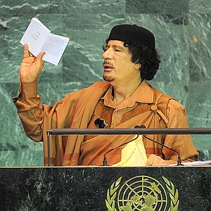UN-GENERAL ASSEMBLY-KADHAFI