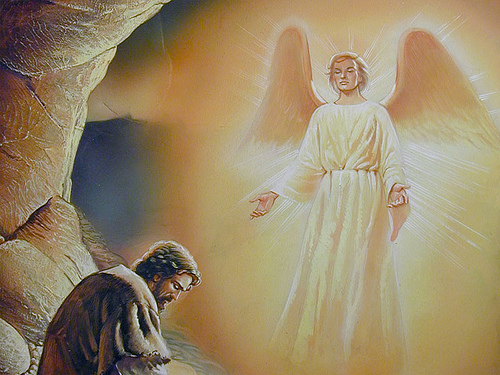 elijah angel