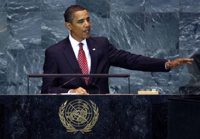 Obama U.N.