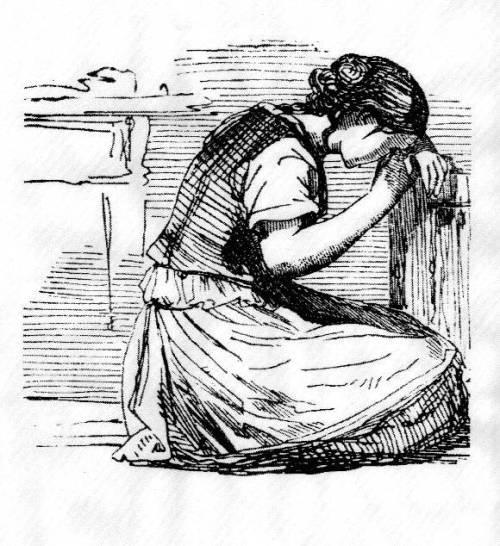 sketch-weeping-woman